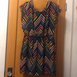 🍁Aztec print dress 🍁